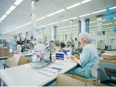 Saint-Gobain ECOPHON, Ecophon Hygiene Protec™ A Pannelli per controsoffitto fonoassorbente per ambienti sanitari