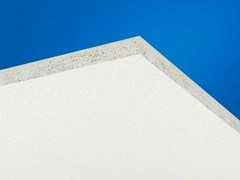 Pannelli per controsoffitto fonoassorbente in lana di vetro Ecophon Hygiene Performance™ A C1 - Ecophon Hygiene™