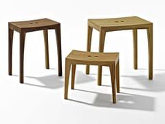 Sgabello in legno otto sgabello sixay furniture