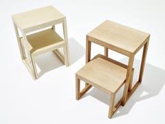 sixay furniture, THEO STEP | Scaletta in legno  Scaletta in legno