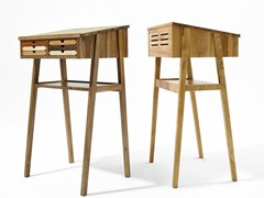 Mobile porta computer con cassetti SIXtematic DESK2 - SIXAY FURNITURE