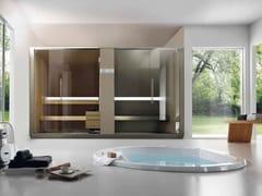 Sauna / bagno turcoLOGICA SH - EFFE PERFECT WELLNESS