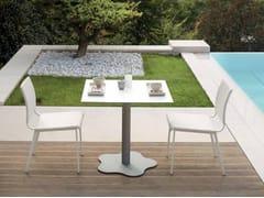 Tavolo da giardino quadrato SAMBA RIO | Tavolo da giardino - Samba Rio