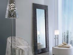 Specchio da terra rettangolare con cornice ARIA | Specchio rettangolare -