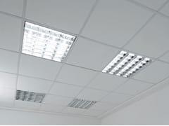ITP, CLEAN BOARD Pannelli per controsoffitto per ambienti sanitari