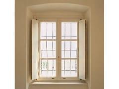 Finestra a battente in legnoEURO 68 | Finestra a battente - CARMINATI SERRAMENTI