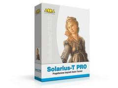 ACCA software, Solarius-T PRO Calcolo impianto solare termico, fotovoltaico