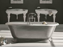 Vasca da bagno centro stanzaSHABBY - BLEU PROVENCE