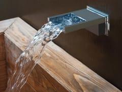 Soffione doccia a cascataFITNESS - BOSSINI