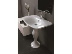 Colonna per lavabo in ceramicaFORMOSA | Colonna per lavabo - OLYMPIA CERAMICA