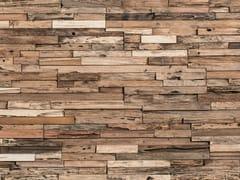 Wonderwall Studios, WHEELS Rivestimento tridimensionale in legno per interni