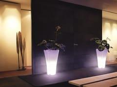 VONDOM, PEZZETINA Vaso da giardino alto luminoso
