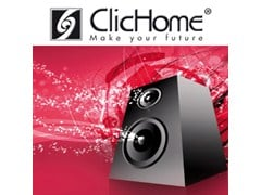 Controllo multimediale domestico audio-video Integrazione AudioVideo - DOMOTICA CLICHOME