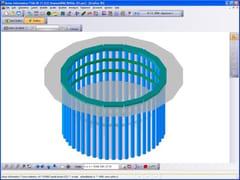 Aztec Informatica, PAC 3D Calcolo tridimensionale paratie
