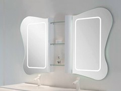 Specchio bagno GAU-140 - Gaudì