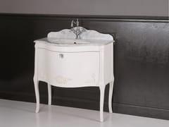 Mobile lavabo in legnoANIS - BLEU PROVENCE