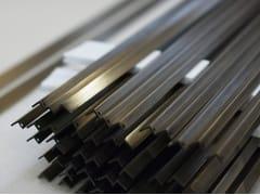 YDF, Profili metallici V-CUT Profili metallici personalizzati