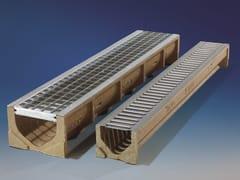 Elemento e canale di drenaggioACO SELF® - ACO PASSAVANT