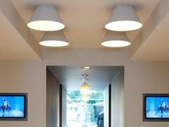 Lampada da soffitto a luce diretta USL 6031 - Soft Collection - Out