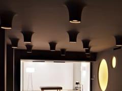 Lampada da soffitto a luce diretta alogena USO BOOB 100 1L - Soft Collection - Out