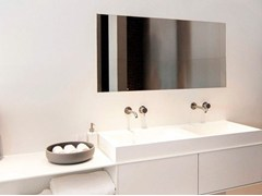 Lavabo singolo in Solid Surface COCOON CUSTOM 50 -