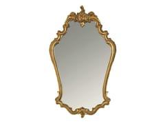 BLEU PROVENCE, LIN Specchio in legno da parete con cornice