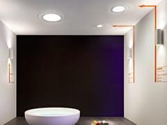 Lampada da soffitto a luce diretta alogena a incasso TEARDROP SMALL - Soft Collection - In