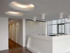Lampada da soffitto a luce indiretta a incasso USO 1400 - Soft Collection - In