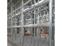 Scaffsystem, AMTOBLOK 3S Scaffale tecnico in acciaio zincato