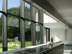 Profilo per illuminazione lineare da soffitto USP 01 18 06 | Profilo per illuminazione lineare per faretti - Soft Collection - Linear