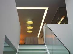 Profilo per illuminazione lineare da soffitto USP 02 08 12 / 02 16 12 - Soft Collection - Linear