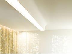 Profilo per illuminazione lineare da soffitto USP 06 16 31 - Soft Collection - Linear