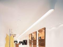 Profilo per illuminazione lineare da soffitto USP 06 18 31 | Profilo per illuminazione lineare da semi-incasso - Soft Collection - Linear