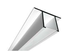 Profilo per illuminazione lineare USP 11 08 12 - Soft Collection - Linear