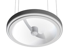 Lampada a sospensione a LED USL 111 SUSPENSION - Soft Collection - 3D
