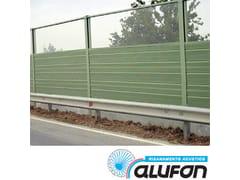 Pannello fonoassorbente in alluminioALUFON ALLUMINIO 15/10 Biassorbente - ALUFON