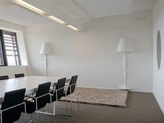 Lampada da parete a luce diretta a incasso ABAJOURD'HUI LARGE - Soft Collection - 3D