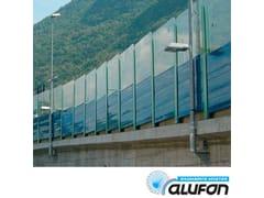 Pannello fonoassorbente in acciaioALUFON LAMIERA ACCIAIO 10/10 - ALUFON