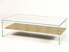 Tavolino basso in vetroZEN 11 - ADENTRO