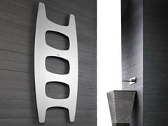 Termoarredo ad acqua calda in acciaio al carbonioMOVIE - CORDIVARI
