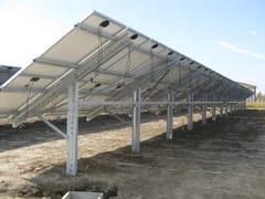 Scaffsystem, Strutture per fotovoltaico SCAFF SYSTEM Strutture metalliche