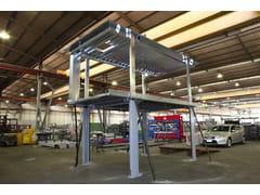 Sistema di parcheggio automaticoDUPLO - O.ME.R.