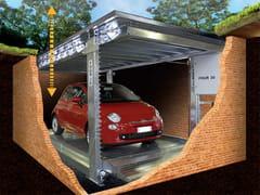 O.ME.R., DUPLO Sistema di parcheggio automatico
