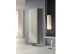 Radiatore verticale in acciaio verniciato a polvere a parete KEIRA VT TANDEM - Monocolonna