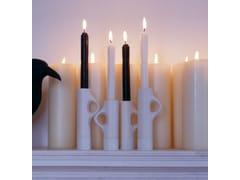 Portacandele in ceramicaLYS - B&B ITALIA