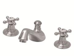 Rubinetto per lavabo a 3 fori da pianoRL102 | Rubinetto per lavabo - BLEU PROVENCE