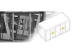 Automatismo per porta a battenteCMS - GILGEN DOOR SYSTEMS