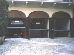 Sistema di parcheggio automaticoAS-2 - AS-3 - CARMEC