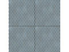 Pavimento/rivestimento in gres porcellanato smaltato AZULEJ GRIGIO TRAMA - AZULEJ