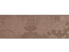 Pavimento/rivestimento in gres porcellanato per interni BAS-RELIEF PATCHWORK CIPRIA - BAS-RELIEF